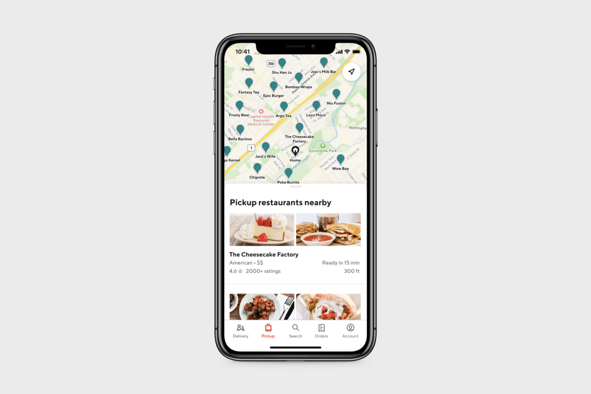 Here's how to use DoorDash's new pickup feature for your next takeout order.
