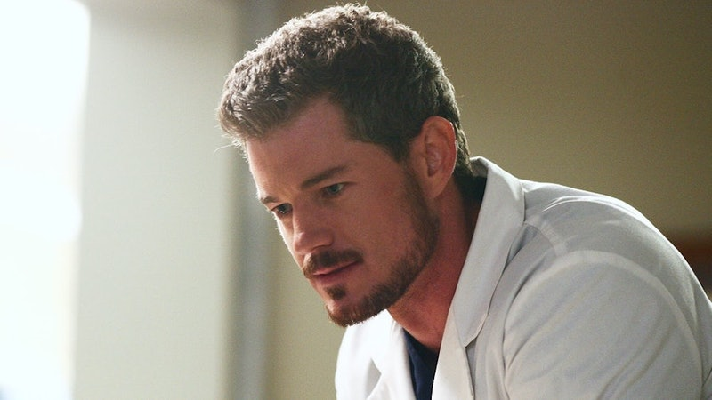 Eric Dane responds to a meme about his Grey's Anatomy character.