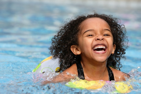 Chlorinated pools are pretty safe spots from coronavirus.