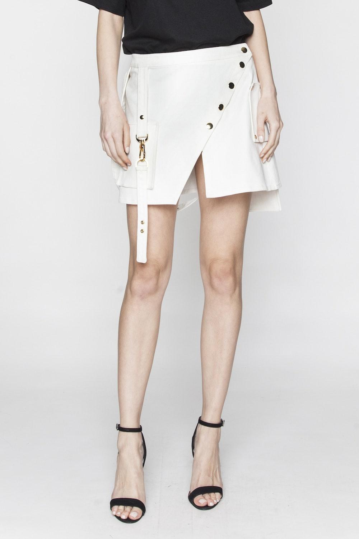 Strappy Skirt