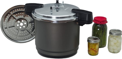 Granite Ware Pressure Canner and Cooker/Steamer (12 Quarts)