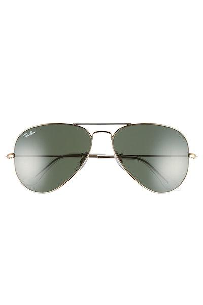 Ray-Ban Original Aviator 58mm Sunglasses