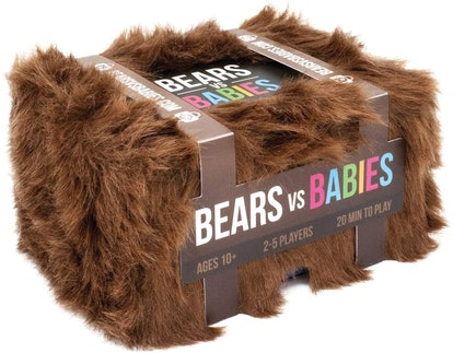 Bears Versus Babies Card Game
