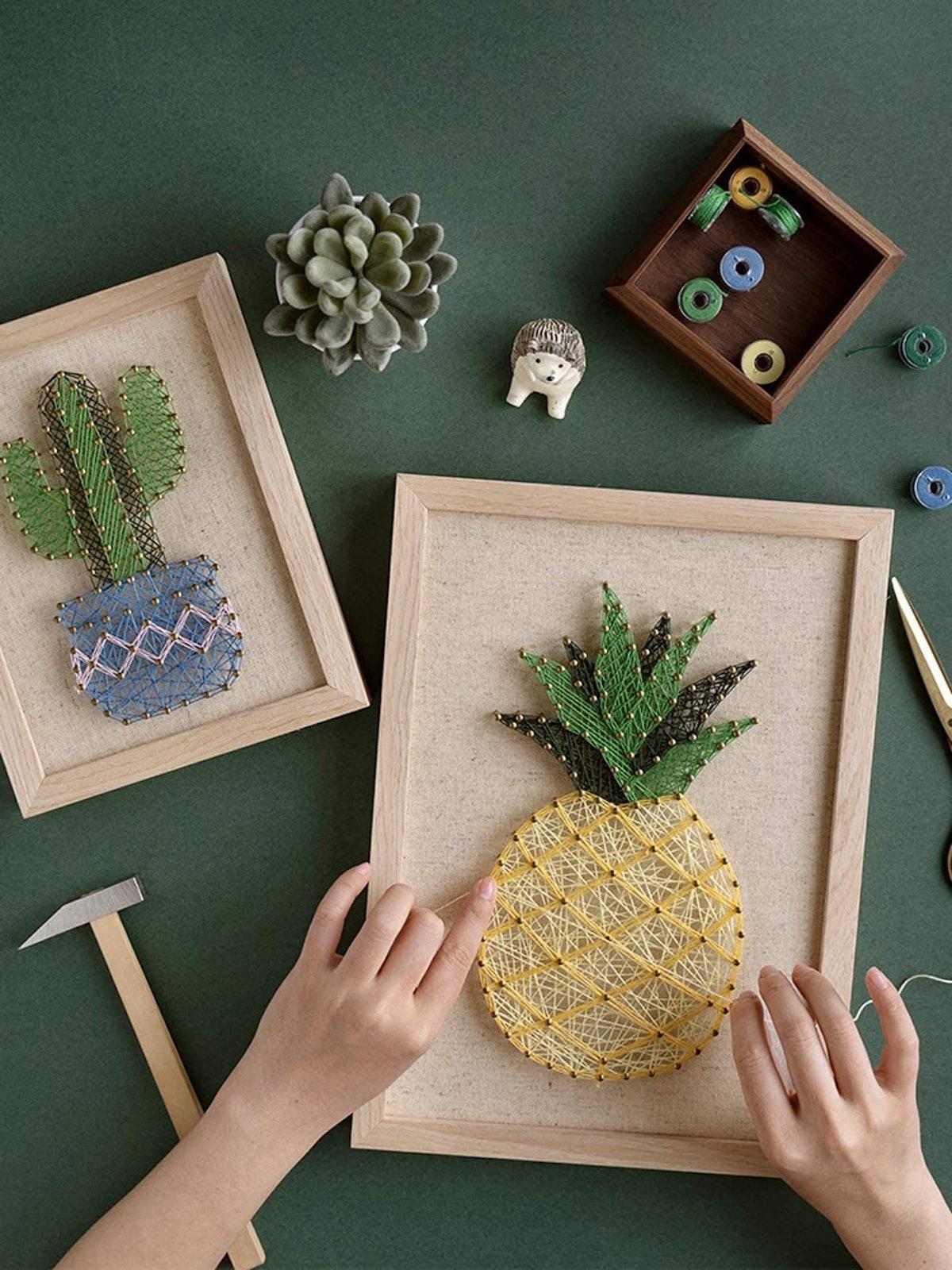 RM Studio DIY String Art