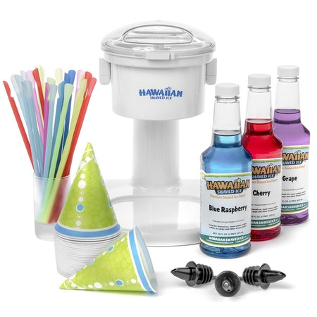 Hawaiian Snow Shave Ice Maker