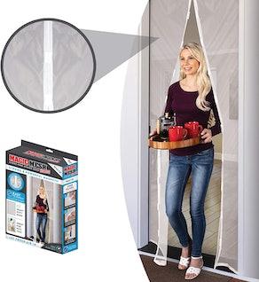 Magic Mesh Magnetic Screen Door