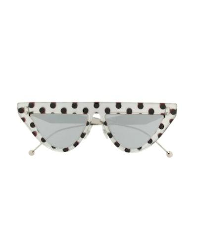 Polka-dot Sunglasses