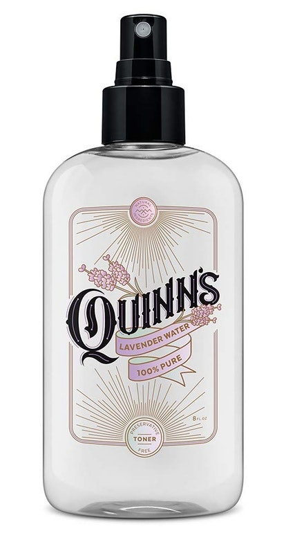 Quinn's Lavender Water Natural Sleep Pillow Spray