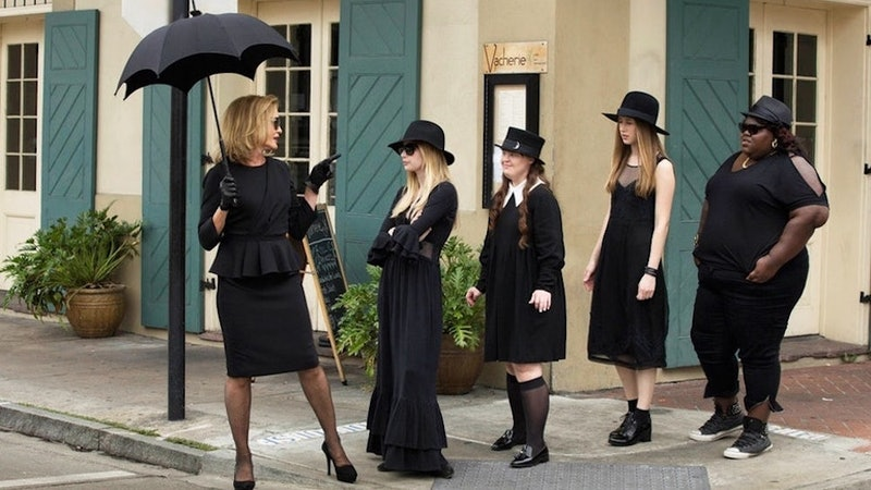 The AHS spinoff series is officially happening.