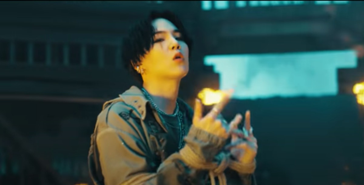 """MAX's acoustic version of BTS' Suga's """"Burn It"""" is different, but it maintains the original song's e..."""