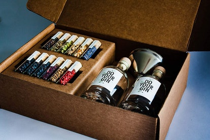 DO YOUR GIN Gin Alcohol Infusion Kit