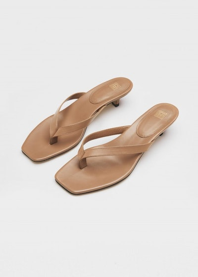 Toteme Studio The Flip-Flop Heel
