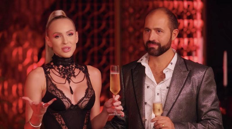 'Selling Sunset' star Christine Quinn and her husband Christian Richard
