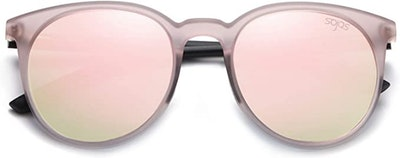 SOJOS Ultralight Polarized Sports Sunglasses