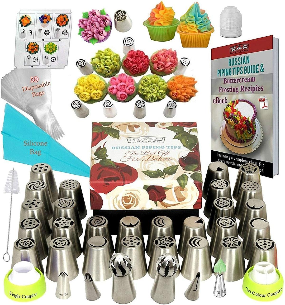 K&S Artisan Cake Decorating Kit
