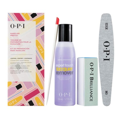 OPI Nail Manicure Kit Essentials and Treatments