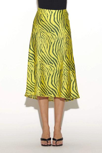 Blazing Zebra Skirt