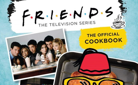 the official friends cookbook