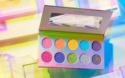 10G GLSEN eyeshadow palette from Morphe's Free To Be collection.