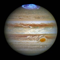 Visuals show the most bonkers storms in the solar system