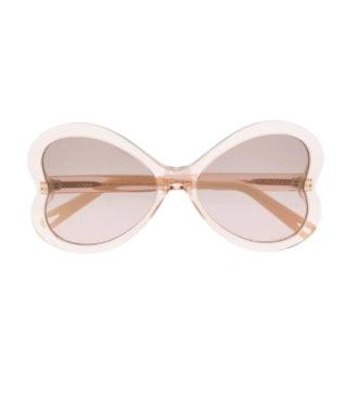 Bonnie Heart-frame Sunglasses