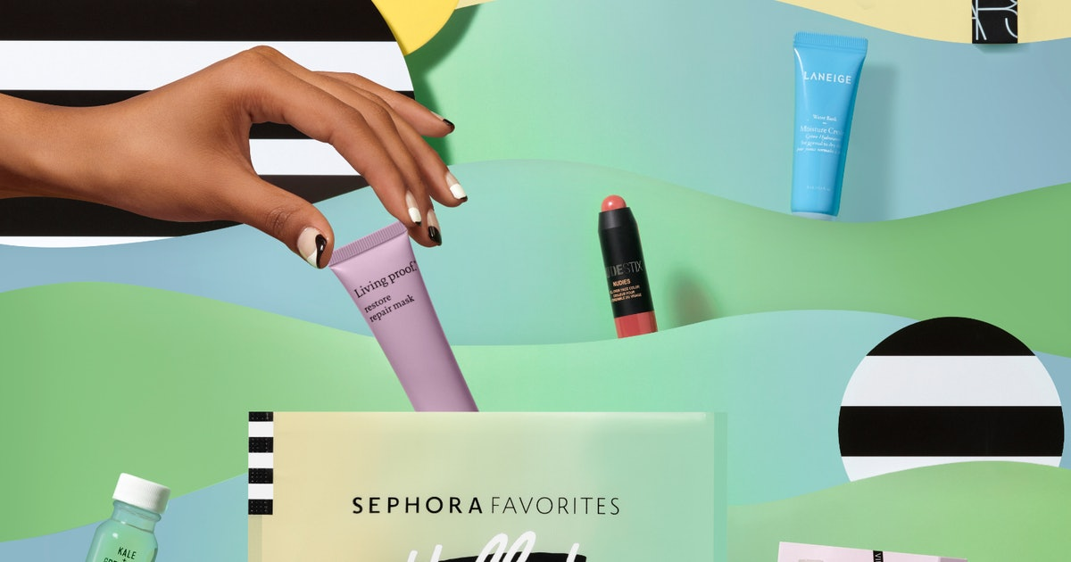 The New Sephora Favorites Hello! Set Offers NARS, Viktor&Rolf, & More — For $10