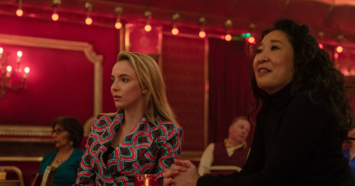 The 'Killing Eve' Season 3 Finale Proves Eve & Villanelle Are Not Done With Each Other