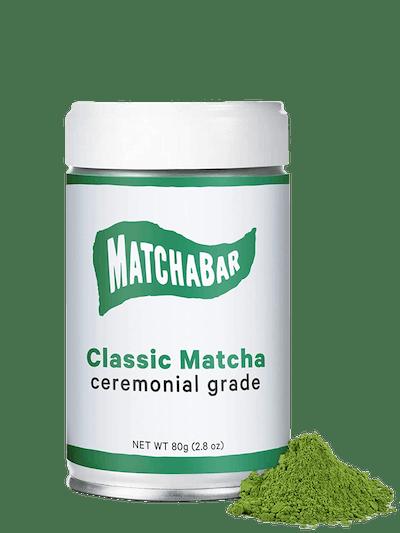 80g Tin Matcha Powder
