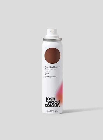 Darker Brown  Tinted Dry Shampoo