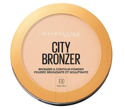 City Bronzer Bronzer and Contour Powder