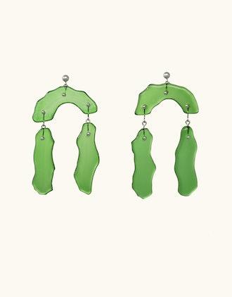 Rock Dangling Earrings
