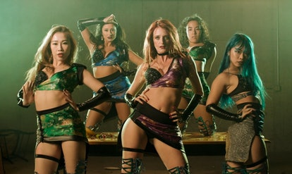 The House of Ninja in 'Legendary' on HBO Max