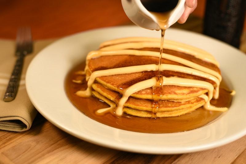 How To Make Disney's Halloween Pumpkin Pancakes