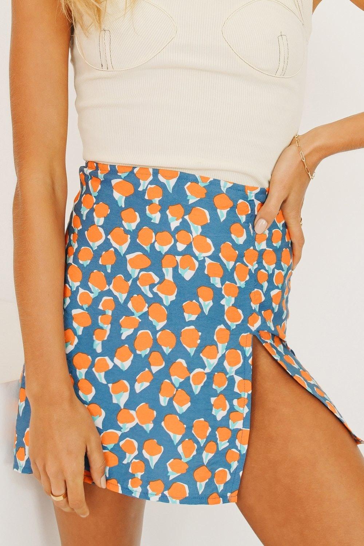 Feels Like Summer Mini Skirt