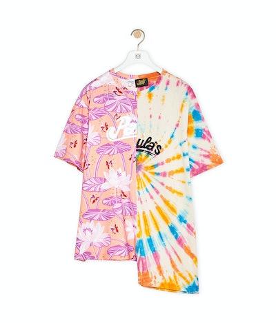 Asymmetric Oversize T-Shirt