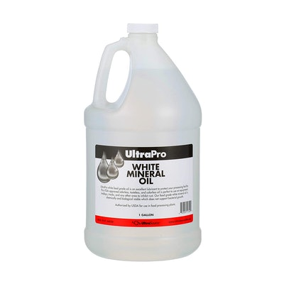 UltraPro Food Grade Mineral Oil (128 Ounces)