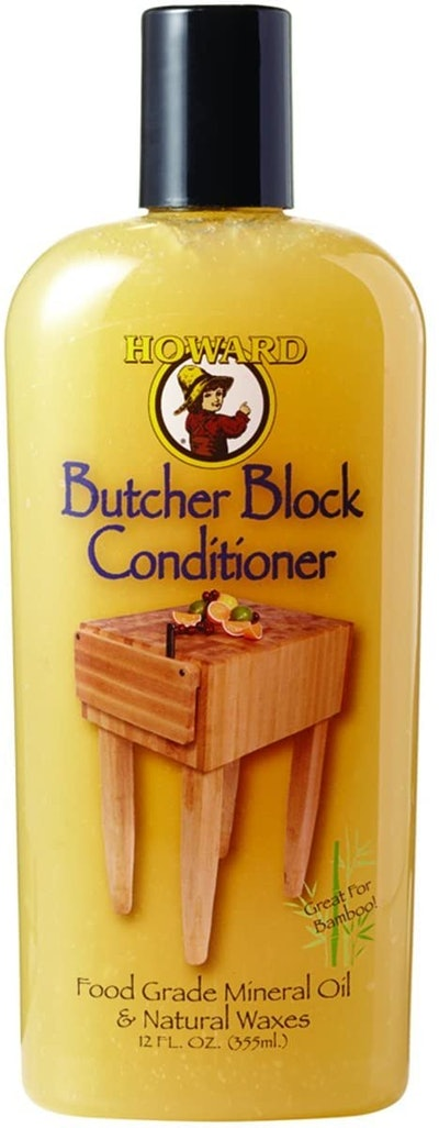 Howard Products Butcher Block Conditioner (12 Ounces)