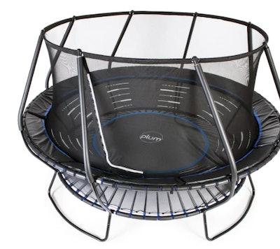 15' Round Backyard Trampoline with Safety Enclosure