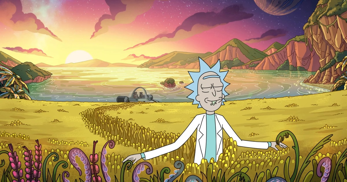 Why Fans Might Not Have To Wait That Long For 'Rick & Morty' Season 5