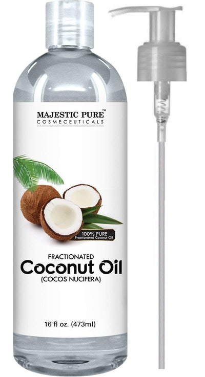Majestic Pure Fractionated Coconut Oil (16 Ounces)