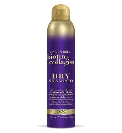 OGX Refresh & Full + Biotin & Collagen Dry Shampoo