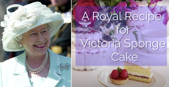 The royal family shared a recipe for Victoria Sponge cake.