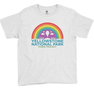 Parks Project Yellowstone Rainbow T-Shirt