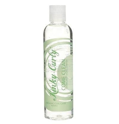Kinky Curly Come Clean Natural Moisturizing Shampoo