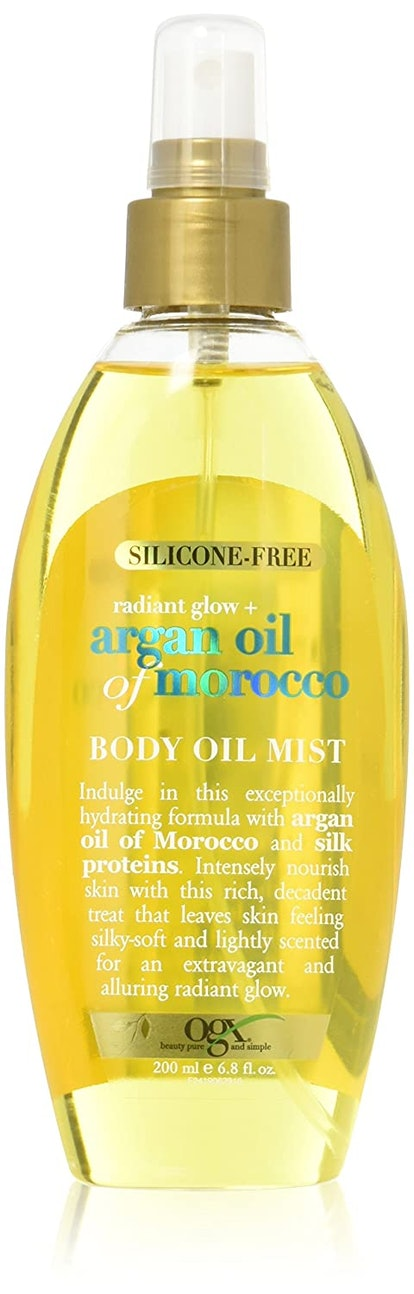 OGX Radiant Glow + Argan Oil of Morocco Body Oil Mist