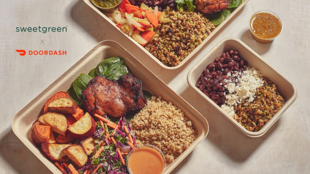 This 2020 DoorDash promo code for sweetgreen will get you a $5 discount.