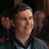 Chris Parnell talks 'Rick and Morty,' being a Born Again thespian, and dad stuff