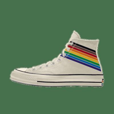 Converse Custom Pride Chuck 70 By You