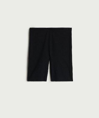Seamless Supima Cotton Shorts