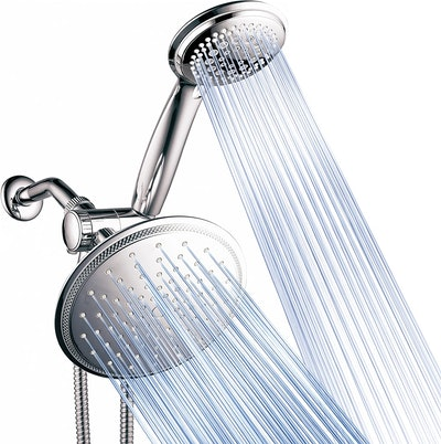 DreamSpa 3-way 8-Setting Rainfall Shower Head